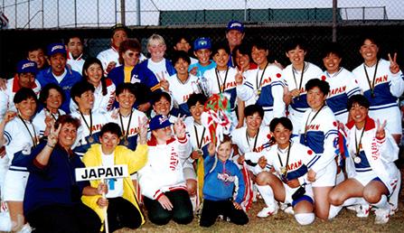 女子U19日本代表|公益財団法人...